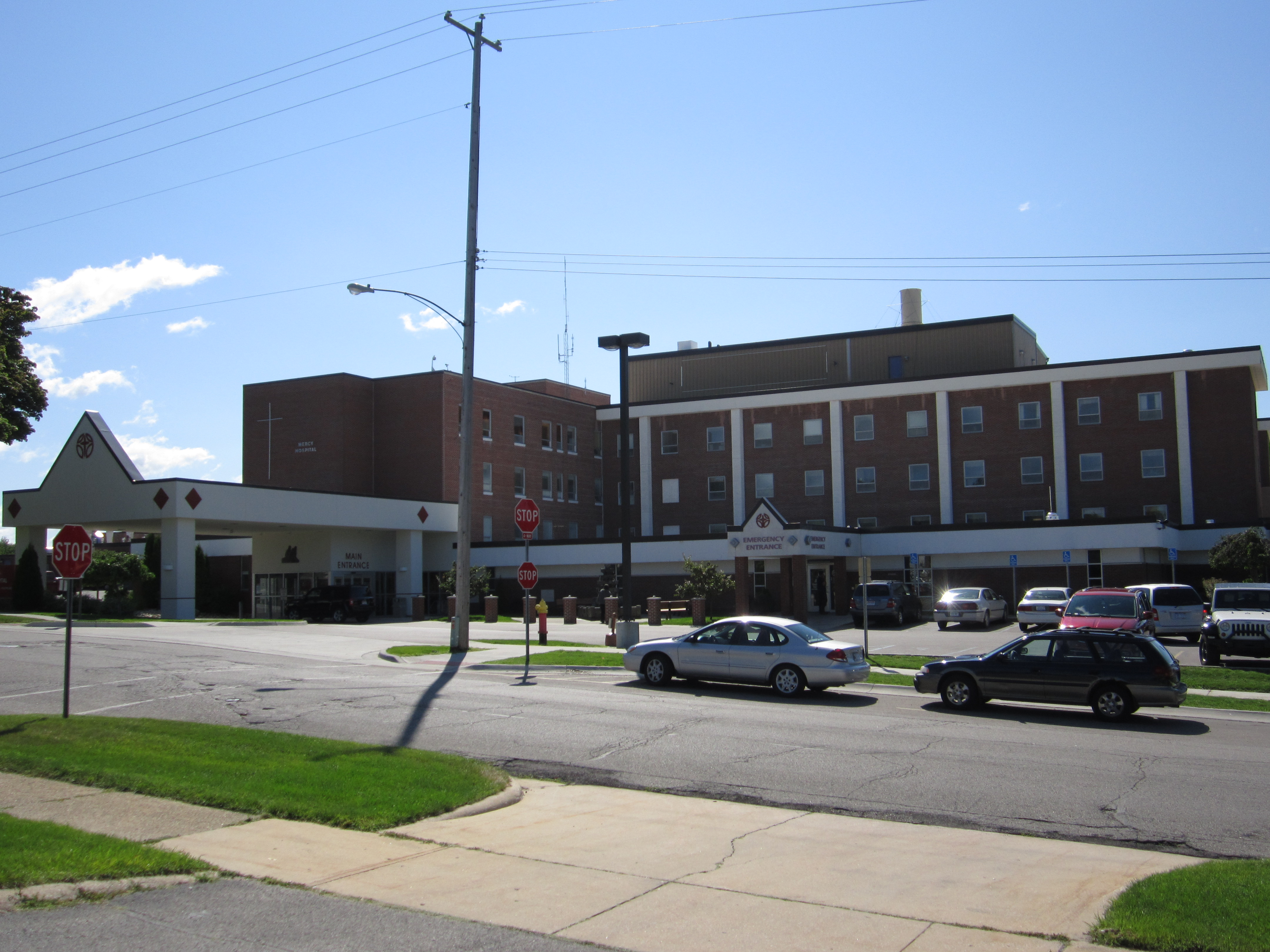 mercy hospital cadillac is currently owned my a national catholic. Cars Review. Best American Auto & Cars Review