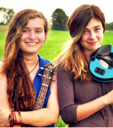 The Accidentals: Katie Larson & Savannah Buist