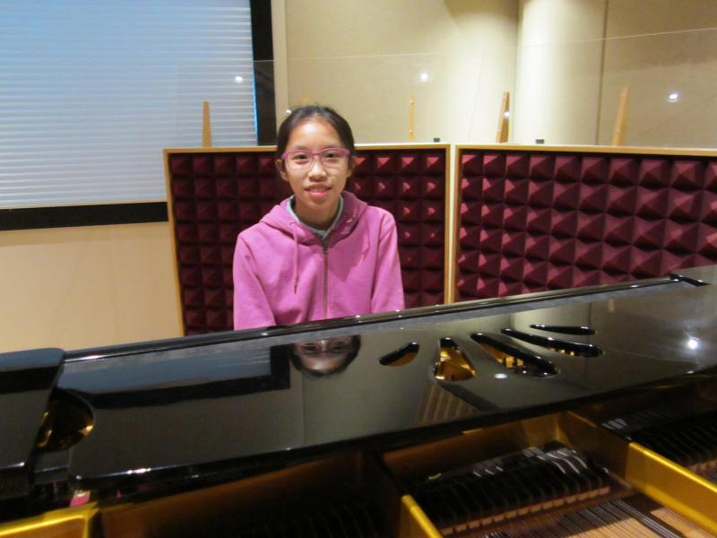 Jade Fung performs Liszt and Paganini a la Fazil Say, Live from A