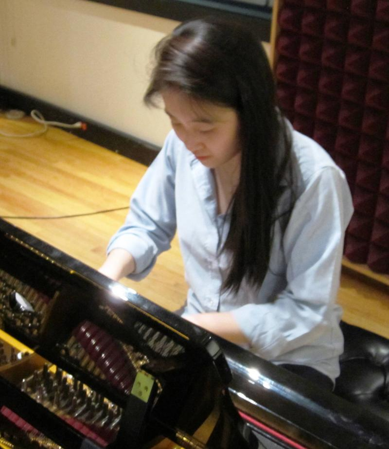 Interlochen Arts Academy senior Grace (Jiyuan) Zhang