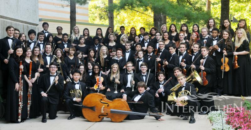 The 2013-2014 Interlochen Arts Academy Orchestra