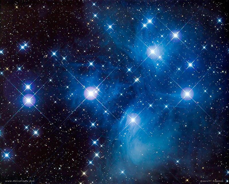 finding native new year in the stars interlochen