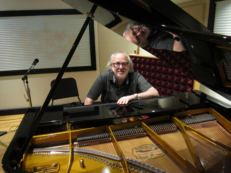 A CD release event is scheduled for June 27 at the Milliken Auditorium featuring jazz pianist Bob James.