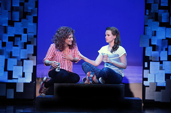 """Beaches"" the musical runs through August 16 at the Drury Lane Theatre near Chicago."