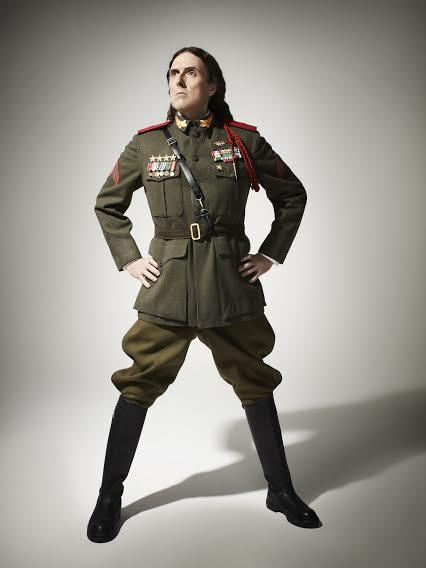"""Weird Al"" Yankovic stops by the National Cherry Festival on Sunday."