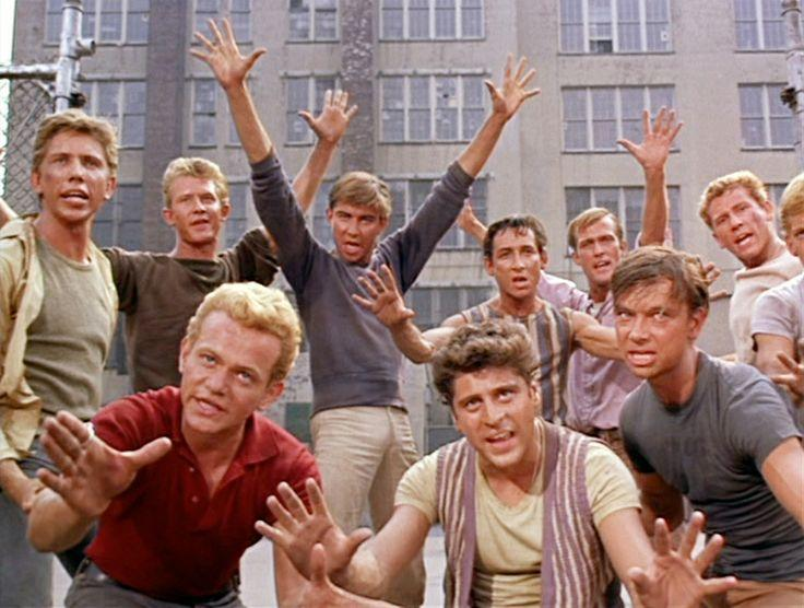 West Side Story - the Jets