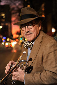 Jim Cullum of the Jim Cullum Jazz Band, host of Riverwalk Jazz