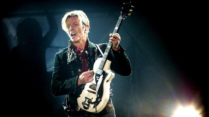 Rock legend David Bowie passed away recently at the age of 69.