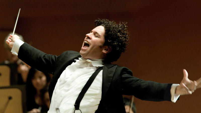 Gustavo Dudamel will be leading the Youth Orchestra Los Angeles in a performance during this year's Super Bowl halftime show.