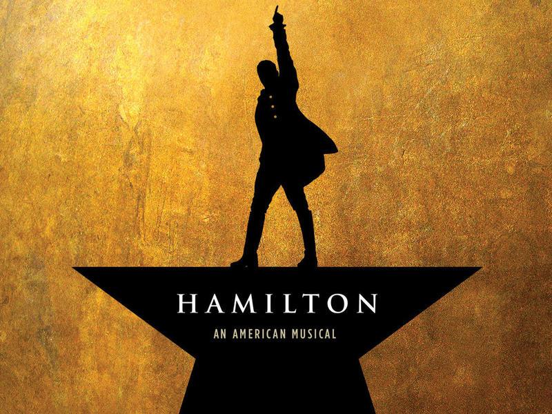 Album Cover, HAMILTON, 2016