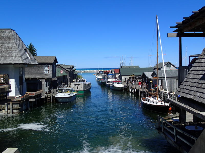 A view of Fishtown