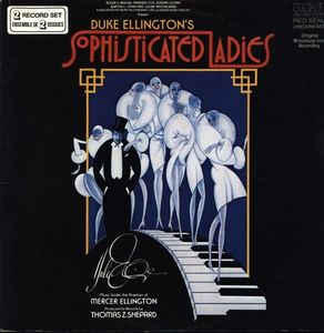 Album Cover, SOPHISTICATED LADIES, 1981