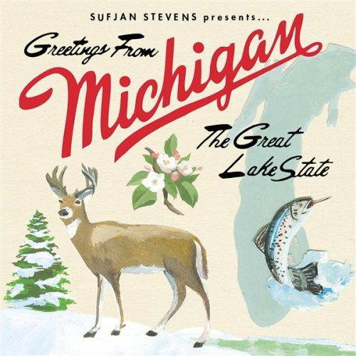 Sufjan Stevens wrote a whole music album about his home state, Michigan. It's included in The Awesome Mitten's updated list of top Michigan songs.