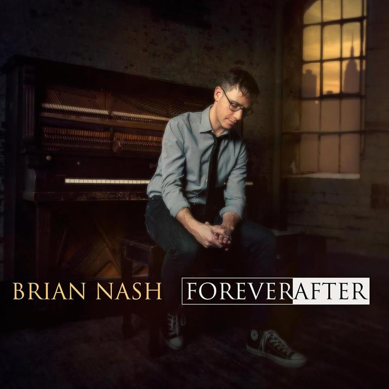 Brian J Nash album cover - Forever After 2016