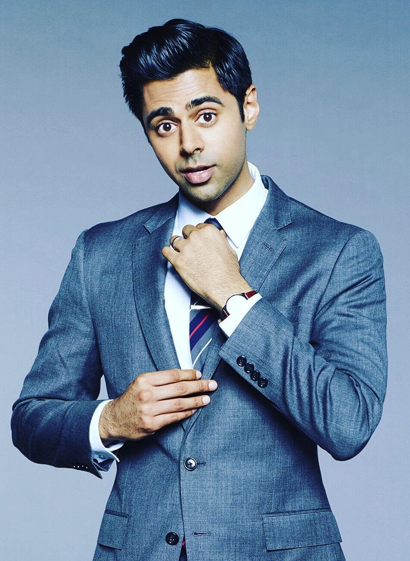 Hasan Minhaj is a first generation Indian-American. The comdedian shares stories of what it was like growing up in America in a show called, 'Homecoming King.'