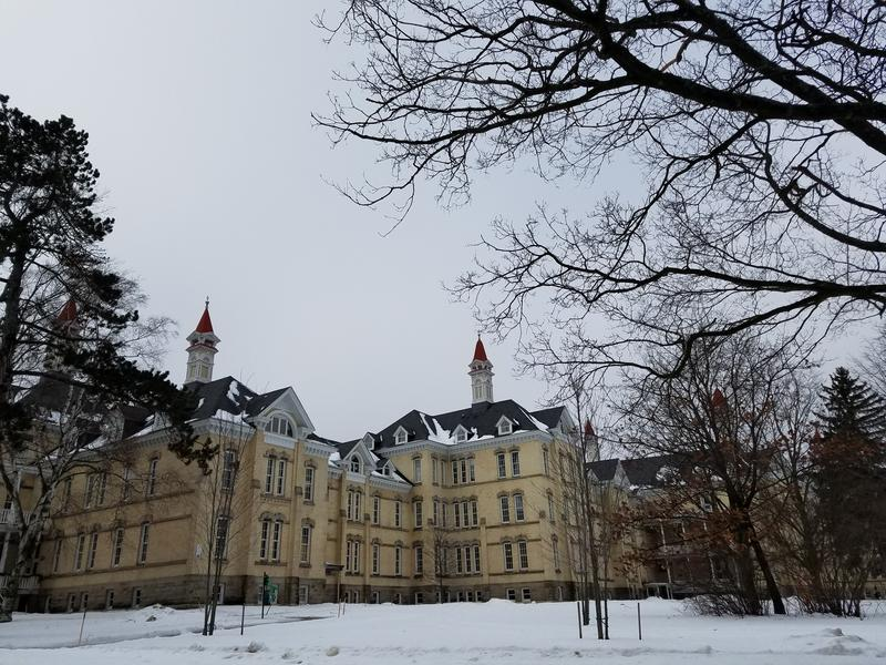 The Grand Traverse Commons were once home to the Traverse City State Hospital. A new memoir written by Jack Kerkhoff tells of his 45-day stay inside the hospital in 1952.