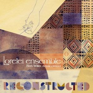 Album cover: LORELEI, RECONSTRUCTED