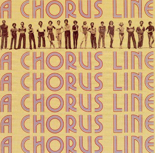 Album cover: A CHORUS LINE