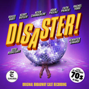 DISASTER! cast album cover