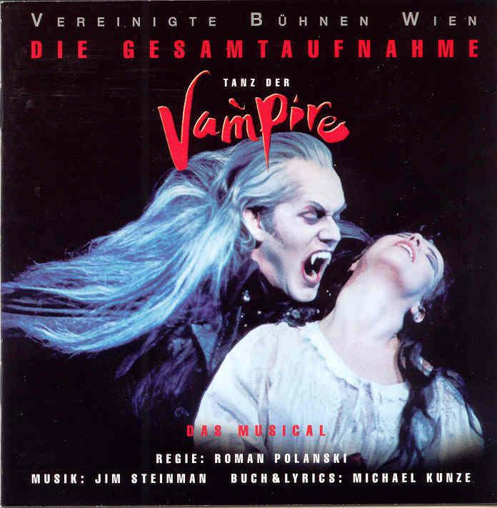 Album cover, TANZ DER VAMPIRE