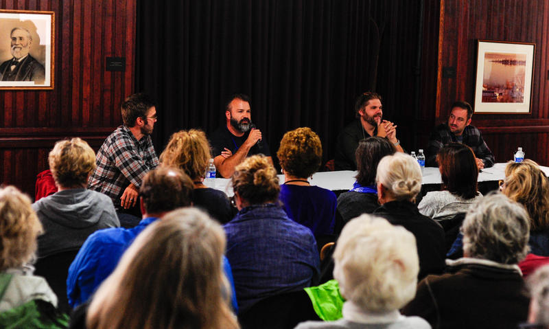Over 50 authors will partake in events throughout the weekend at the 2nd Annual Harbor Springs Festival of the Book.