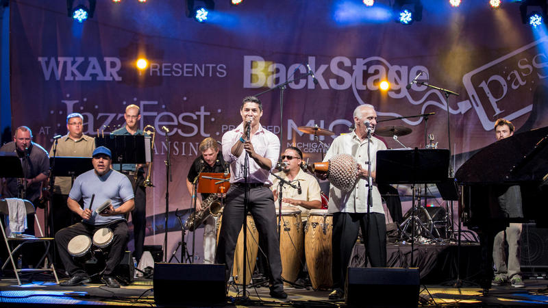 Grupo Ayé is a Cuban salsa band from Grand Rapids. They perform in Traverse City on Satruday night.