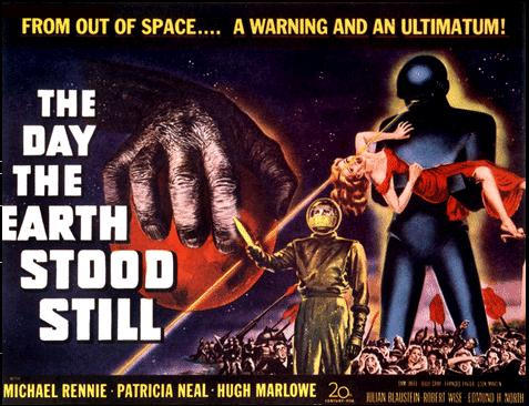 Kids Commute Episode 39 - Spooky Week! Music from Bernard Herrmann's score to THE DAY THE EARTH STOOD STILL. Interlochen Public Radio - classical music for kids!