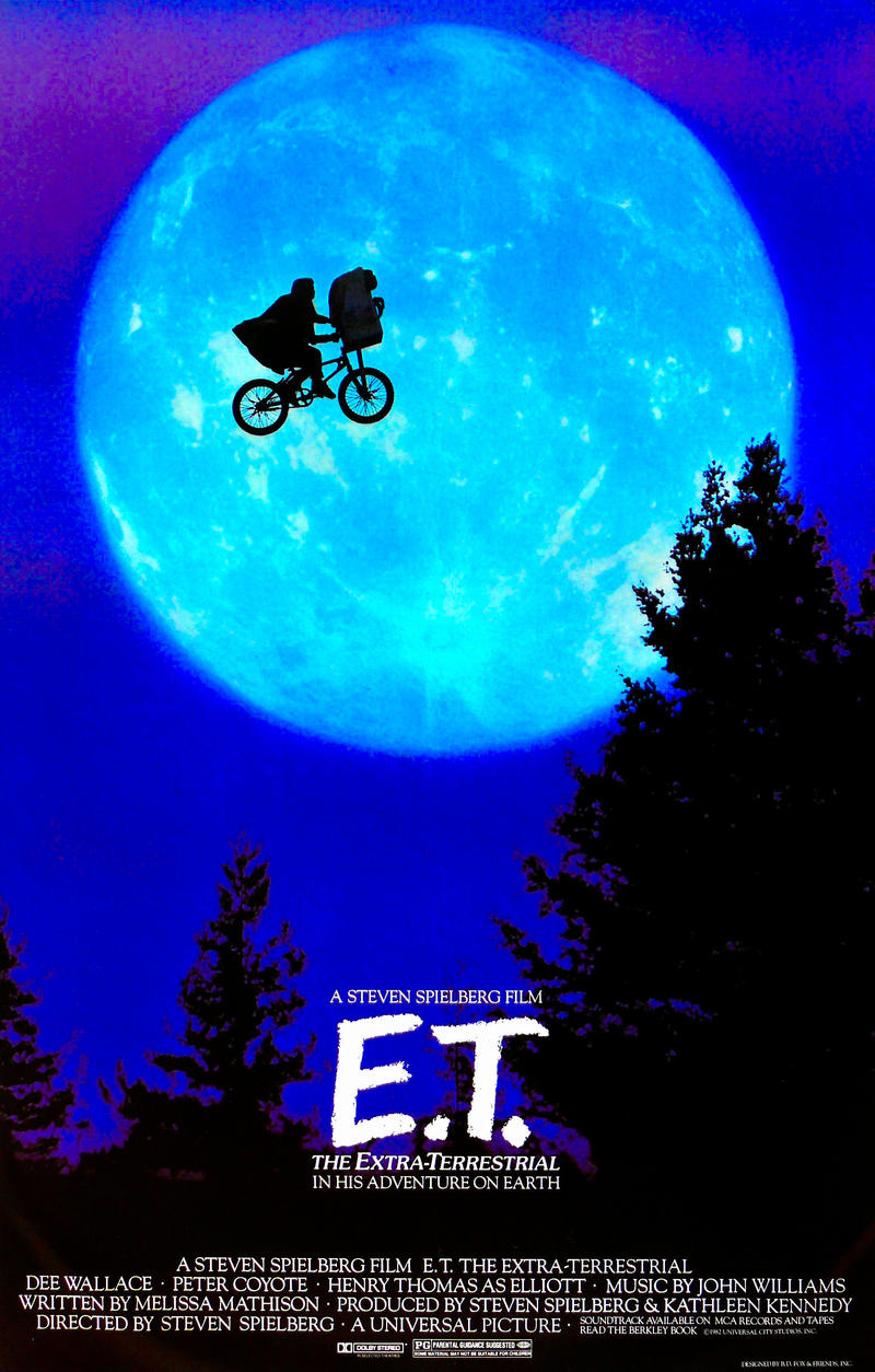 "Kids Commute Episode 46: John Williams Week! E.T.: ""The Bicycle Chase/Flying Theme."" Interlochen Public Radio - classical music for kids!"