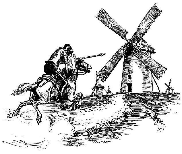 Kids Commute Episode 51 - Don Quixote Week! Don Quixote tilts at windmills. Interlochen Public Radio - classical music for kids!