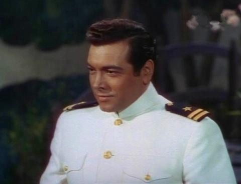 Mario Lanza as Pinkerton in the 1949 film, MADAMA BUTTERFLY. Interlochen Public Radio - classical music for kids!
