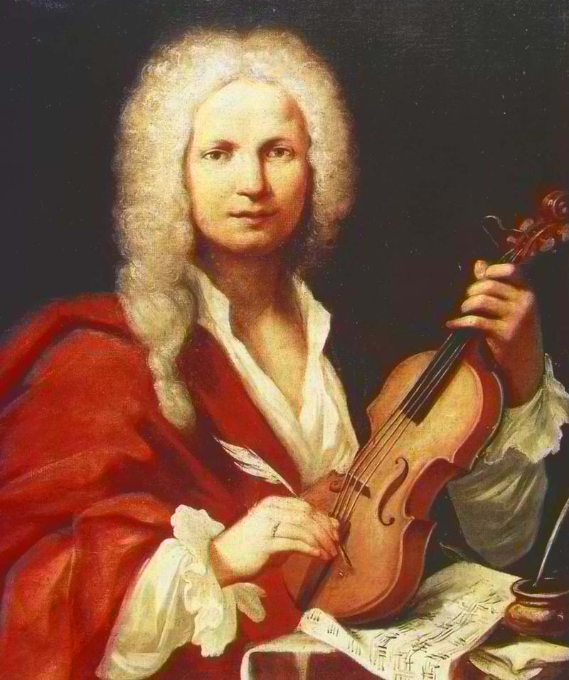 Italian Baroque composer Antonio Vivaldi. Interlochen Public Radio - classical music for kids!