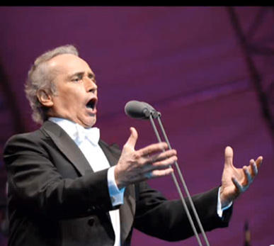 "Jose Carreras sings, ""Mattinata,"" for NEAPOLITAN WEEK. Interlochen Public Radio - classical music for kids!"