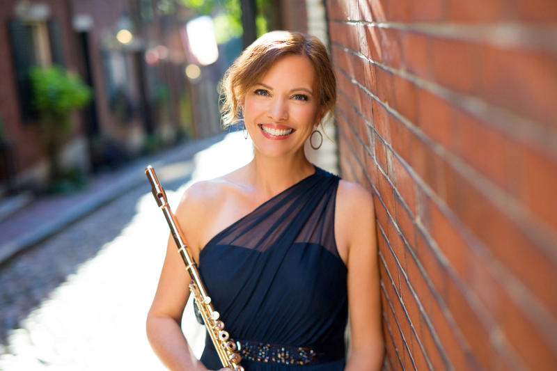 It's FLUTE WEEK on Kids Commute, starring IAA Flute Instructor Nancy Stagnitta!