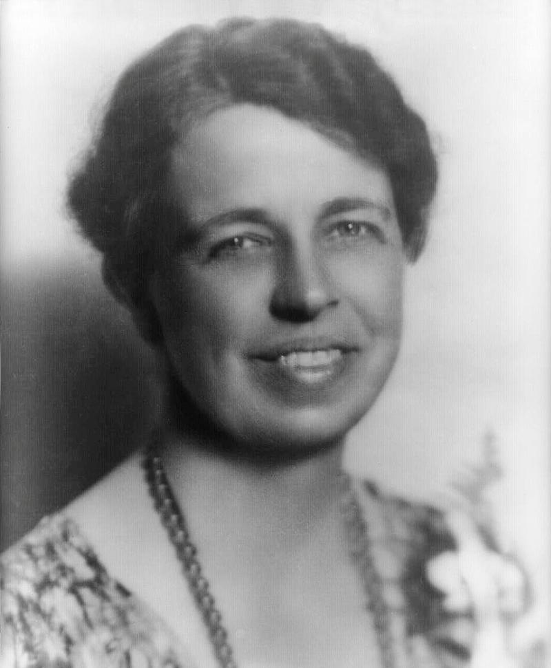 Eleanor Roosevelt, 1933