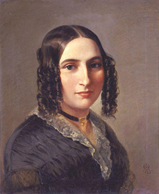 Today's composer is Fanny Mendelssohn Hensel (1805-1847). Interlochen Public Radio - classical music for kids!