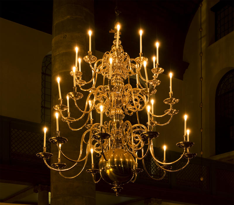 "Haydn's, ""The Miracle,"" Symphony No. 96. Watch out for falling chandeliers!"