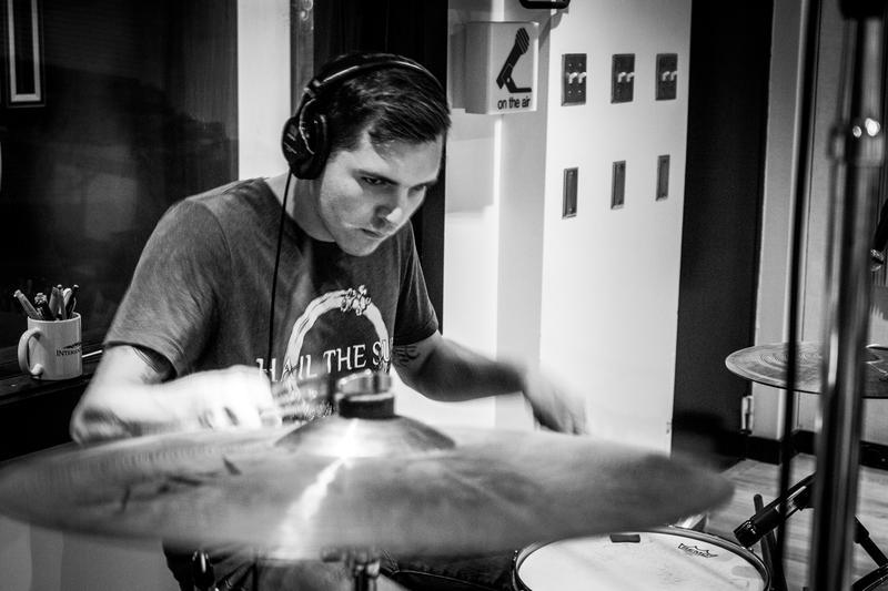 Drummer Levi Garrett.