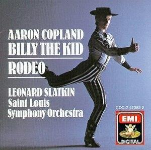 "This week, we're listening to Aaron Copland's Western Ballet, ""Rodeo!"""