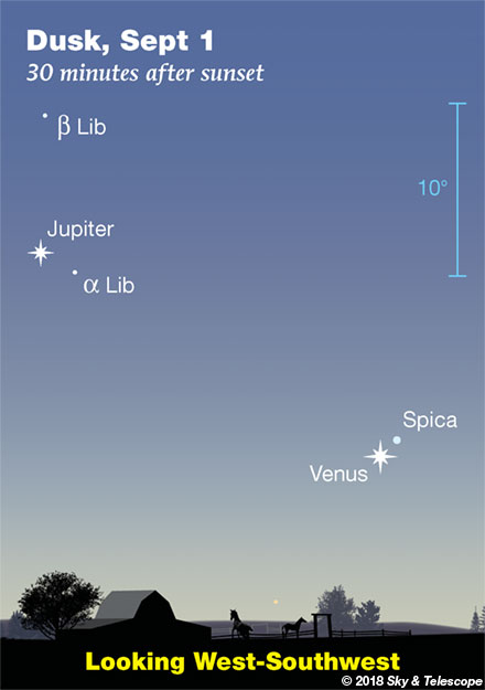Spica is the brightest star in the constellation Virgo, the maiden, and is usually depicted as an ear of corn, shaft of wheat, or newborn child, representing bounty and fulfillment.