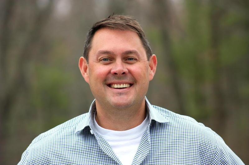 Matt Morgan (D-Traverse City) is running for northern Michigan's seat in Congress.