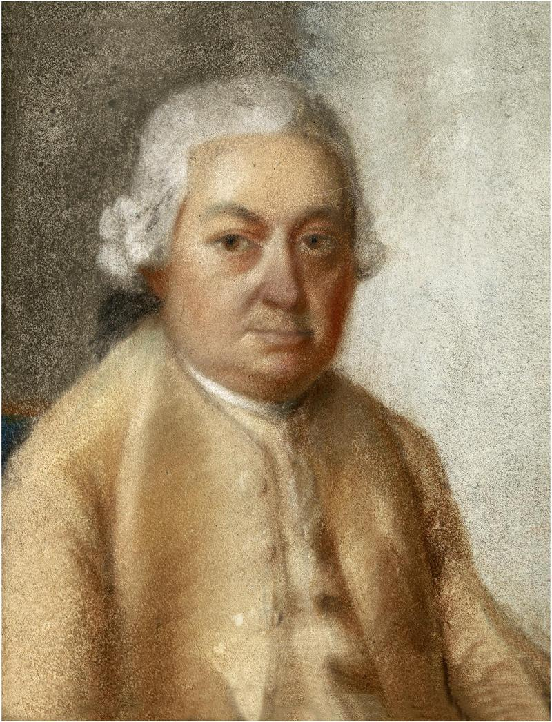A portrait of JS Bach's fifth son, composer Carl Philipp Emanuel Bach (commonly known as CPE Bach). Interlochen Public Radio - classical music for kids!