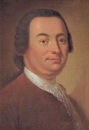 A portrait of Johann Christoph Friedrich Bach, the ninth child of Johann Sebastian Bach. Interlochen Public Radio - classical music for kids!