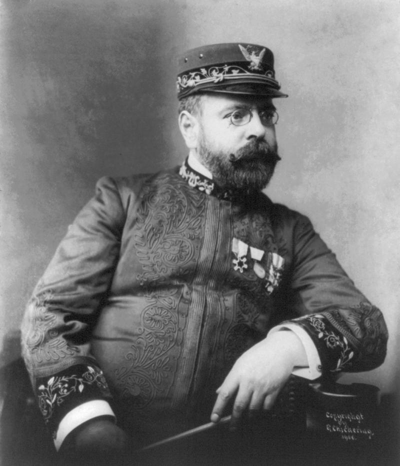 "Today, we'll hear John Philip Sousa's 1890 march, ""High School Cadets!"" Interlochen Public Radio - classical music for kids!"