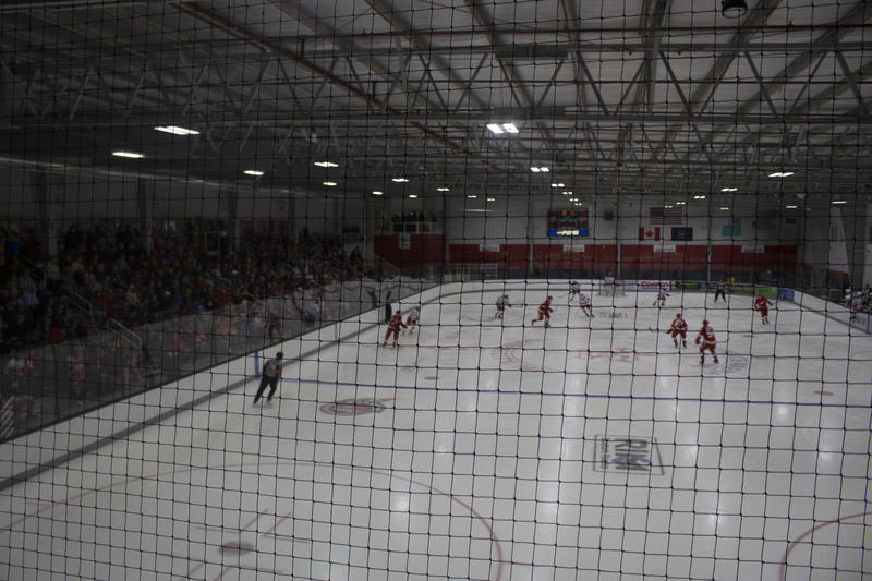 The Detroit Red Wings prospect team plays the New York Rangers prospect team on Monday afternoon at Centre Ice Arena.