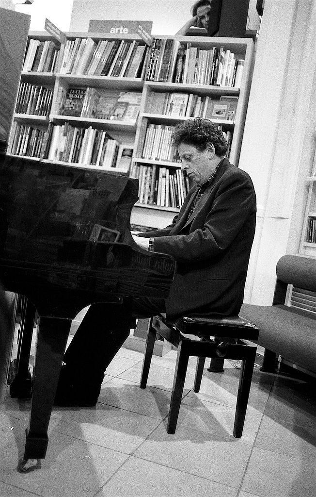 KC 235: Today's composer, Philip Glass.