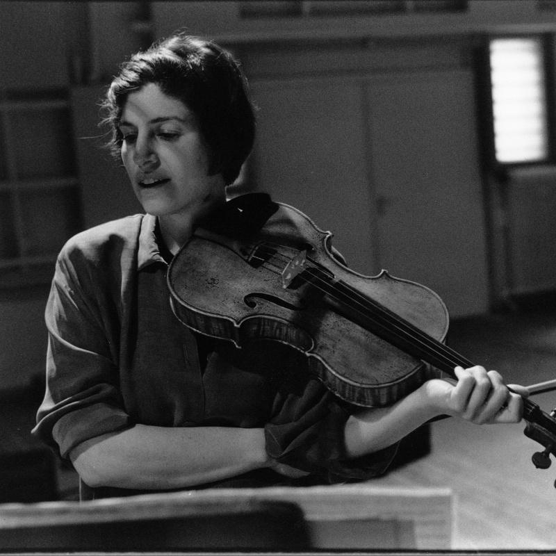 Violist Kim Kashkashian has just released an album of the six Bach Cello Suites.
