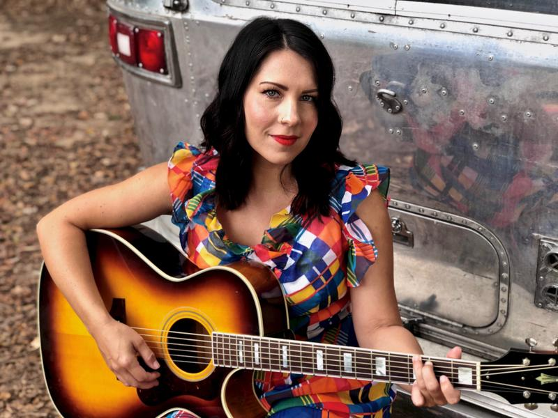 Charlevoix native Jetty Rae is out with a new album called 'Stardust.' It's a kids album she recorded in her Airstream trailer.