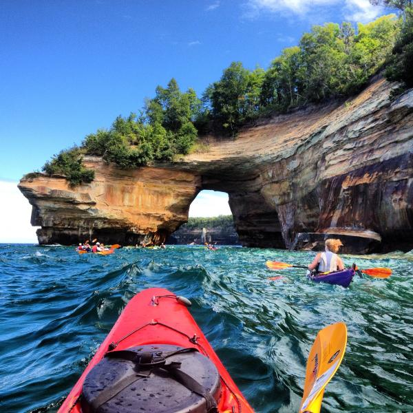 Northern Michigan To Be Featured On National Parks Pass