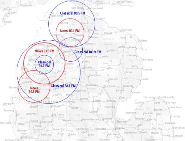 IPR Coverage Area