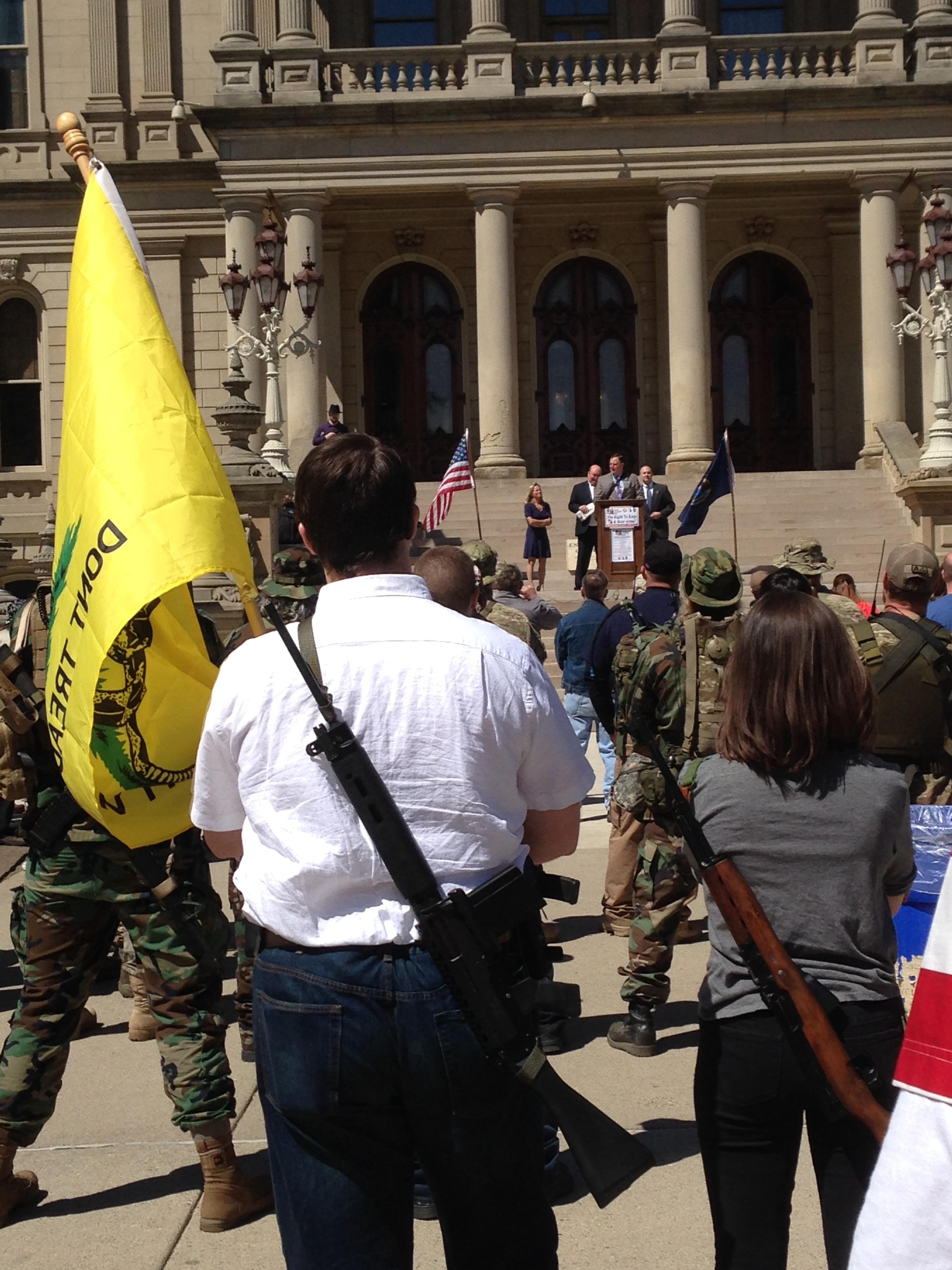 Snyder Renews Opposition To Open Carry In Schools As Pro